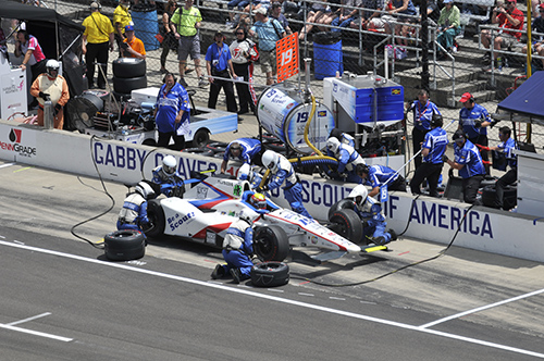 2016 Indianapolis 500 presented by PennGrade Motor Oil Indianapolis Motor Speedway May 29, 2016