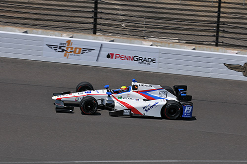 2016 Pole Day Indianapolis Motor Speedway May 22, 2016