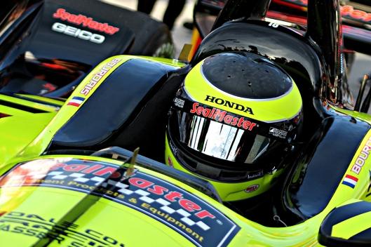 Bourdais Phoenix Qualifying