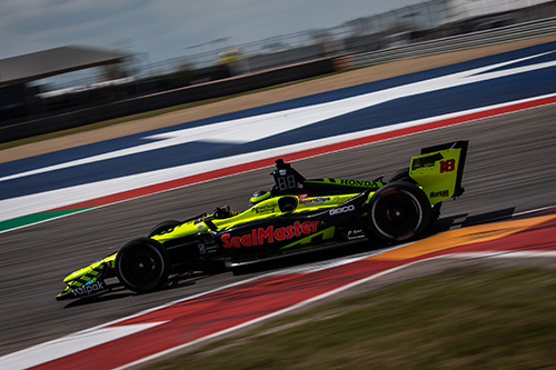 IndyCar Classic at Circuit of the Americas